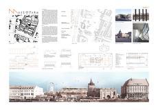 Projekt został zlokalizowany w Gdańsku na dachu...