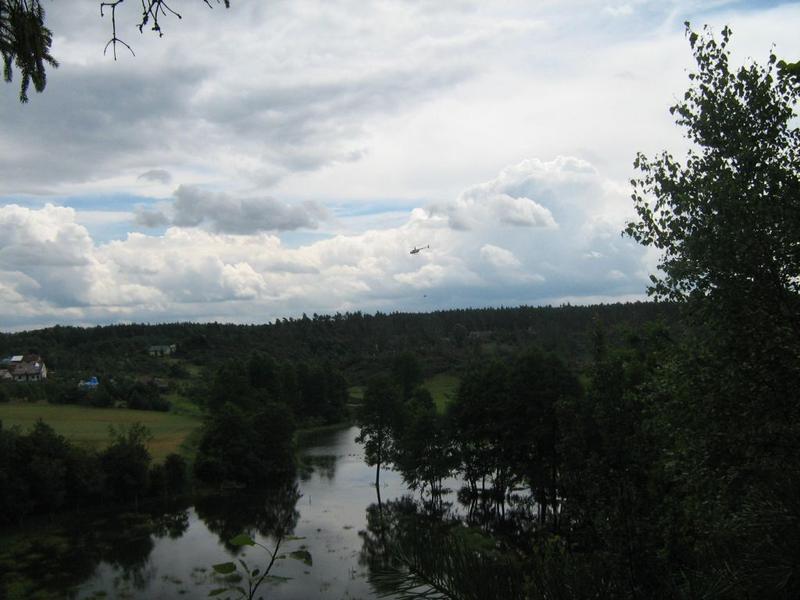 Śladami tornada-Wdecki Park Krajobrazowy. Fot 02