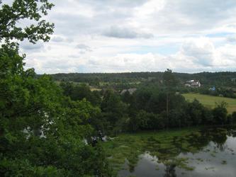Śladami tornada-Wdecki Park Krajobrazowy . Fot 03