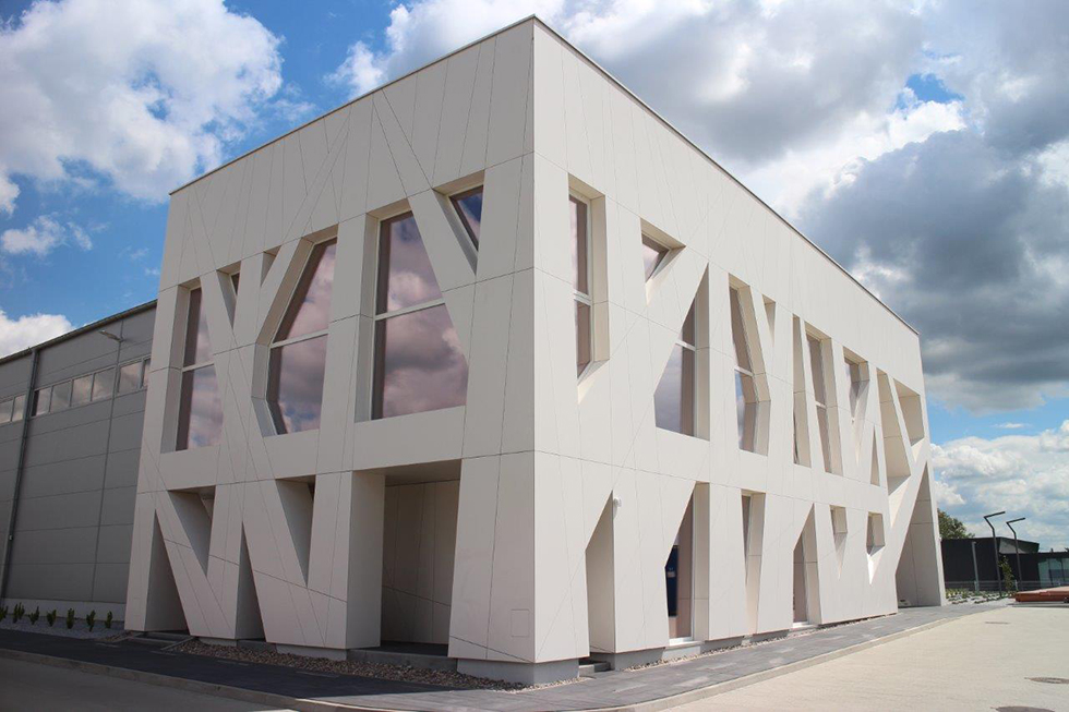 Budynek socjalno-biurowy