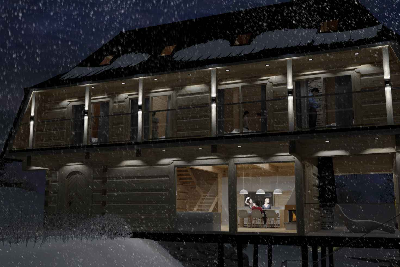 Dom na Orawie