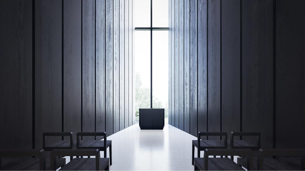 Wielopokoleniowy dom z kaplicą modlitewną