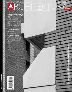 Miesięcznik Architektura