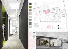 Przedmiotem projektu jest mieszkanie...
