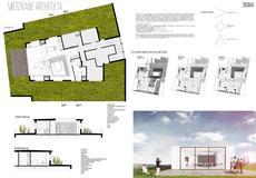 Mieszkanie architekta, to przestrzeń uniwersalna....