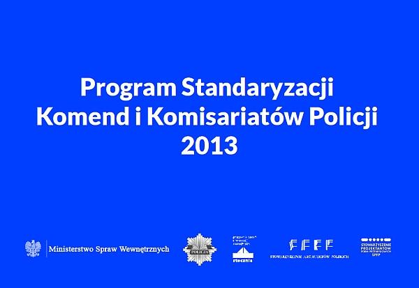 Program standaryzacji komend i komisariatów policji w Polsce