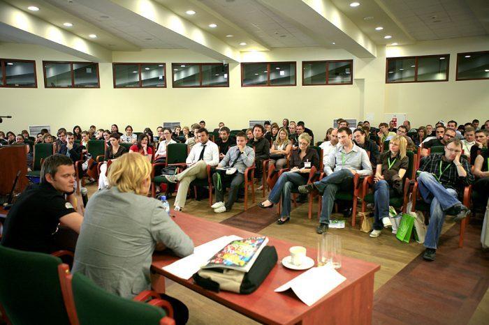 Młodzi do Łodzi 2008: wykład architektów z pracowni medusagroup