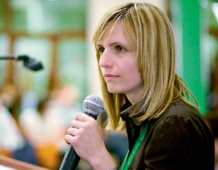 Młodzi do Łodzi 2008: Magdalena Paryna