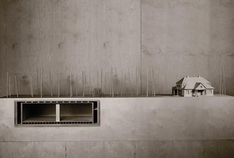 Konkcepcja - projekt Muzeum Józefa Piłsudskiego