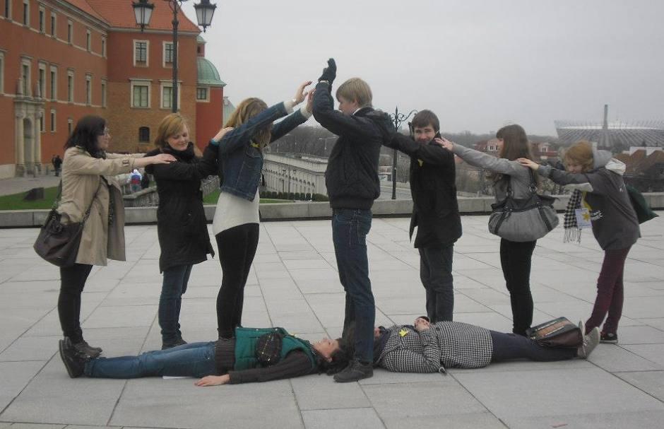 Dni Gospodarki Przestrzennej zorganizowane przez studenckie koło naukowe Spatium: gra miejska