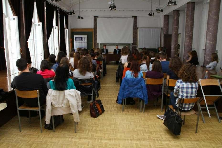 Dni gospodarki przestrzennej: debata zorganizowana przez studenckie koło naukowe Spatium