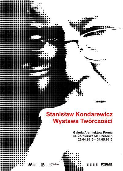 Wystawa twórczości architekta Stanisława Kondarewicza w Galerii Architektury Forma