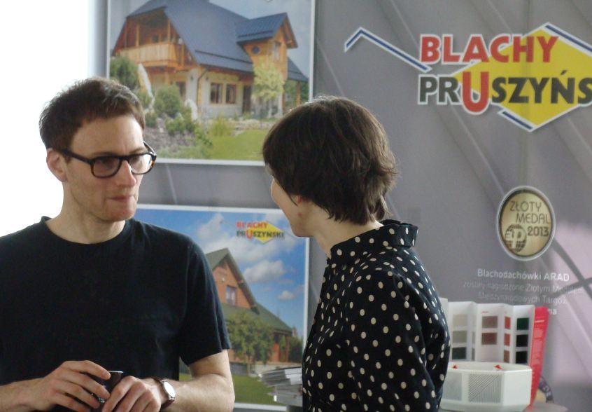 Młodzi do Łodzi 2013: rozmowy