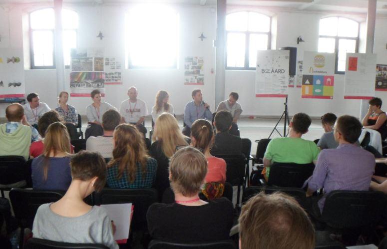 Paneliści Młodzi do Łodzi 2013: sobota 18 maja 2013