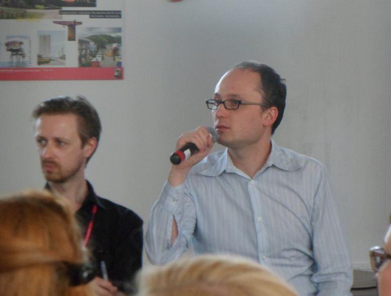Maciej Czeredys, Piotr Bujas. Młodzi do Łódzi 2013, Kondycja i dyscyplina
