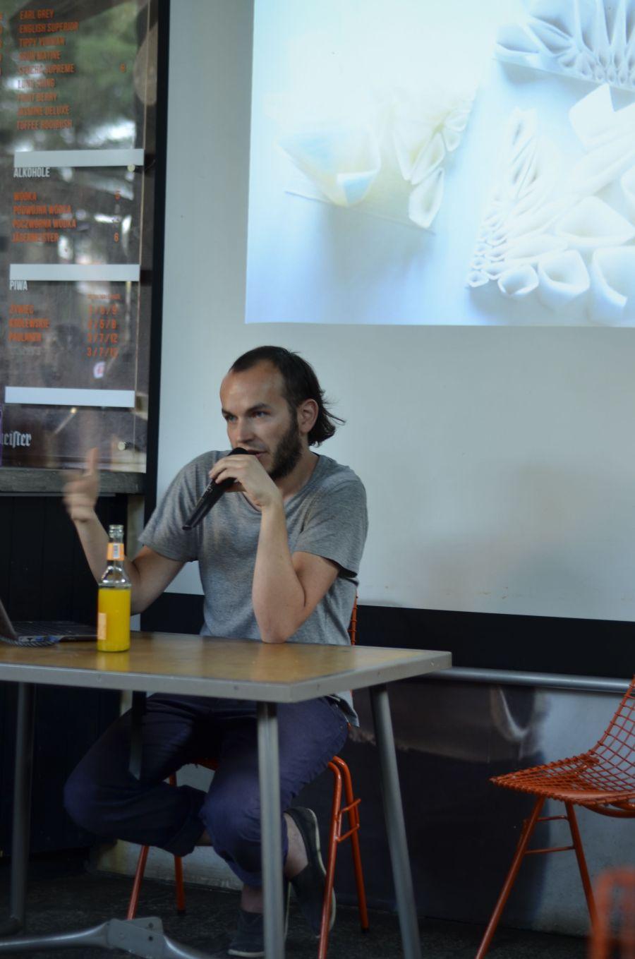 Michał Piasecki: druk 3D, projektowanie parametryczne i projektowanie aplikacji