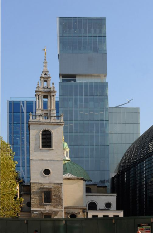 New Court – nowa centrala Banku Rotschildów. Autorzy: OMA / Rem Koolhaas, Ellen van Loon, Londyn 2011. Fot. ©OMAs, materiały prasowe Mies van der Rohe Award 2013