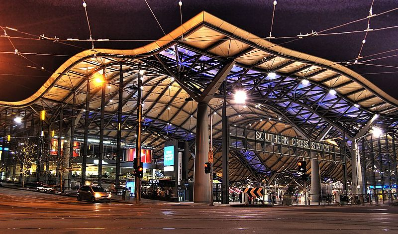 Stacja kolejowa Southern Cross, Melbourne