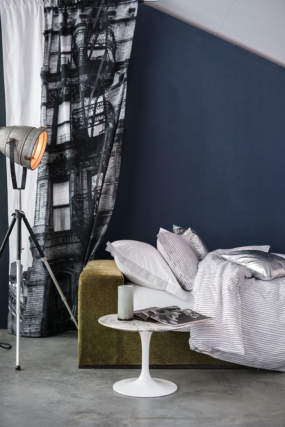 H&M Home - tkaniny