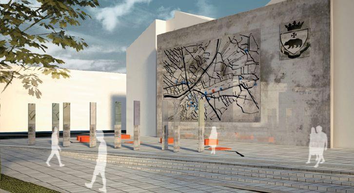 Rewitalizacja murów obronnych Przemyśla