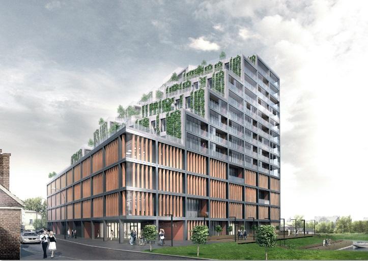 Bydgoszcz, Nordic Haven. Autor: Nizio Design International
