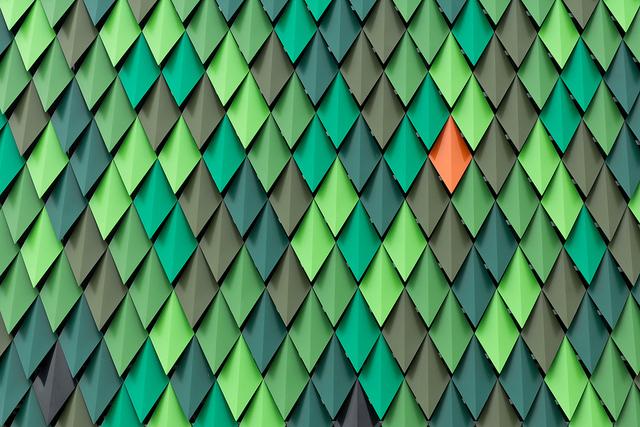 Bilbao Arena, detal elewacji