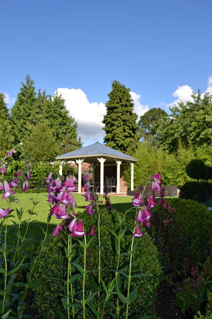 Ogród prywatny, Highgate Londyn, proj. Kate Gould. Fot. materiały prasowe Stowarzyszenia Architektury Krajobrazu