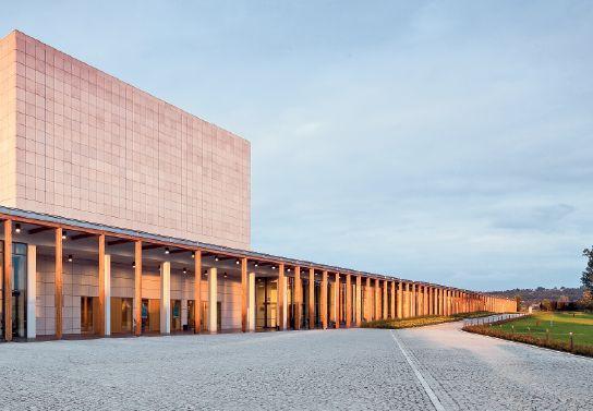 """Europejskie Centrum Muzeyki, Lusławice. Fot. Marcin Czechowicz, """"Architektura-murator"""" nr 9/2013"""