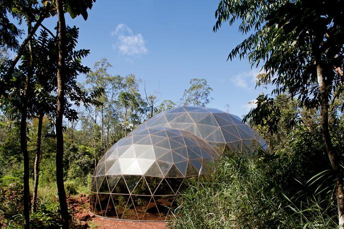 Współczesna architektura Brazylii: De lama lamina (2009), Inhotim, Matthew Barney, © Leonardo Finotti, materiały prasowe Deutsches Architekturmuseum
