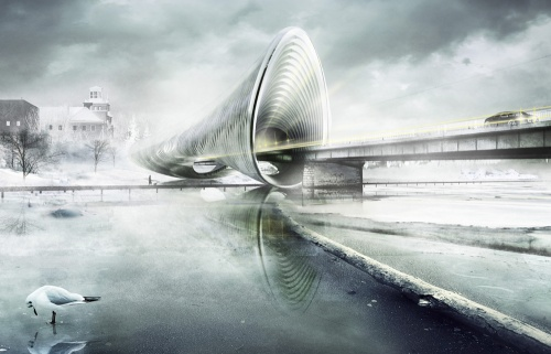 Tuututama. Autorzy: Acha Zaballa Arquitectos Scp i Bilbao Architecture Team Spl