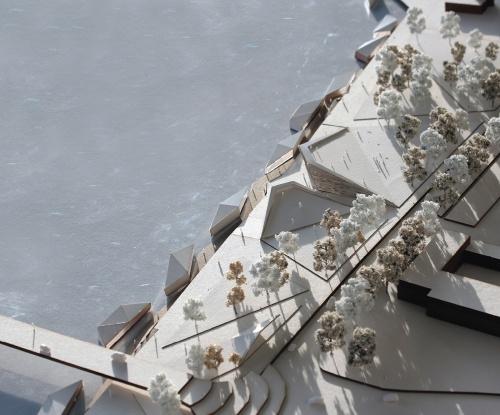 A Welcoming Fortification, autorzy projektu nagrodzonego w konkursie architektonicznym na projekt Bałtyckiego Parku Sztuki: Stanton Williams