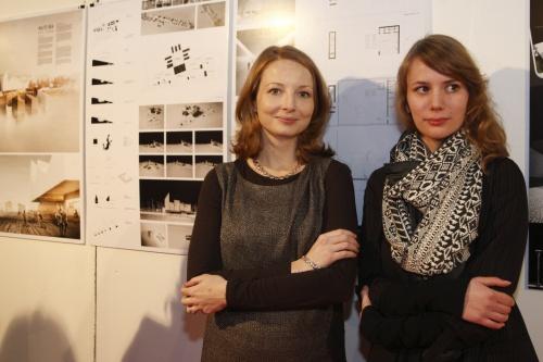 Malgorzata Dembowska,  Marta Sękulska-Wrońska, WXCA. Fot. Reio Avaste, materiały prasowe stwoarzyszenia architektów estońskich, www.arhliit.ee