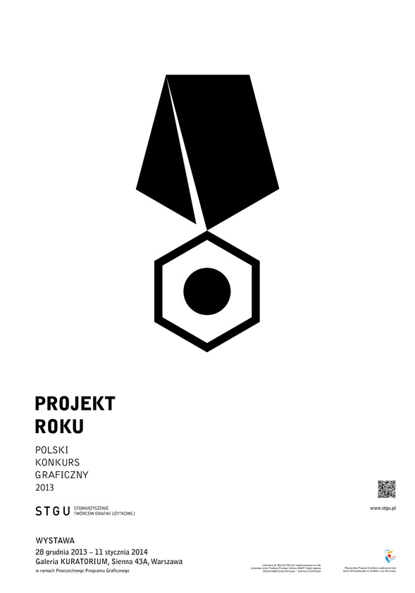 Projekt roku 2013. Grafika