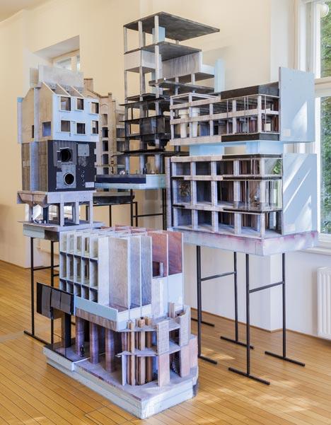 Architektoniczne modele Petera Zumthora. Fot. Markus Tretter © Kunsthaus Bregenz