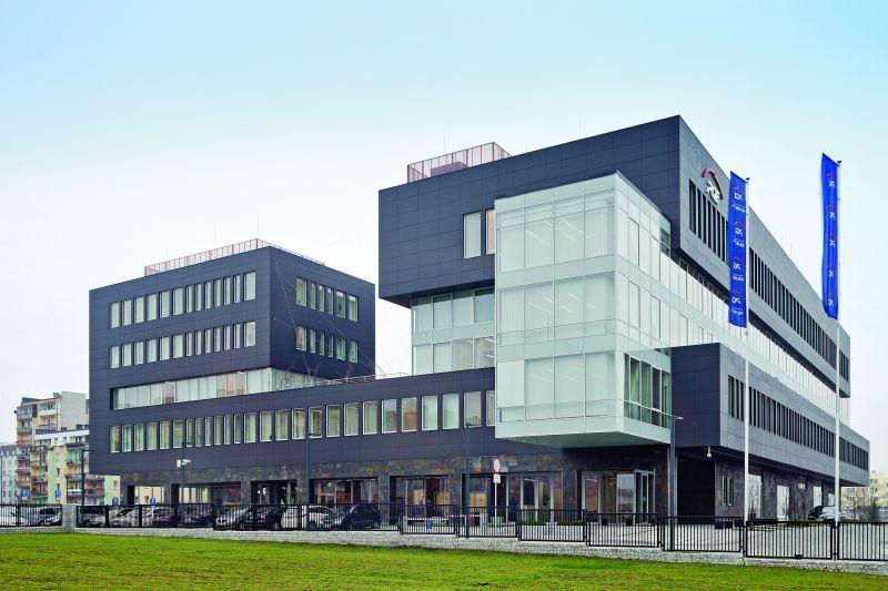 Współczesna architektura: biurowiec PGE w Bełchatowie
