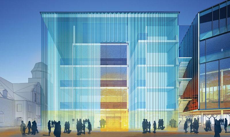 Projekt Sądu Rejonowego w Nysie, Atelier Loegler