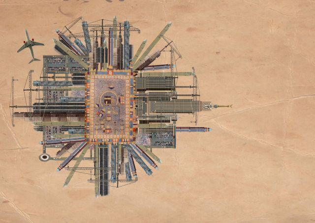 Współczesna architektura w krajach arabskich. W stronę manhattanizmu?