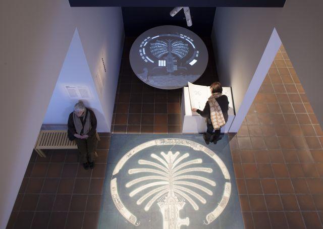 Współczesna architektura w krajach arabskich. Wystawa w Muzeum Sztuki Nowoczesnej Louisiana w Kopenhadze.