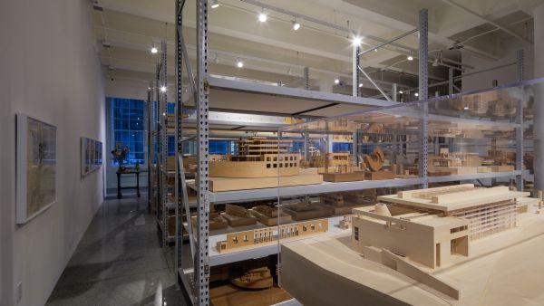 Richard Meier, muzeum modeli architektonicznych