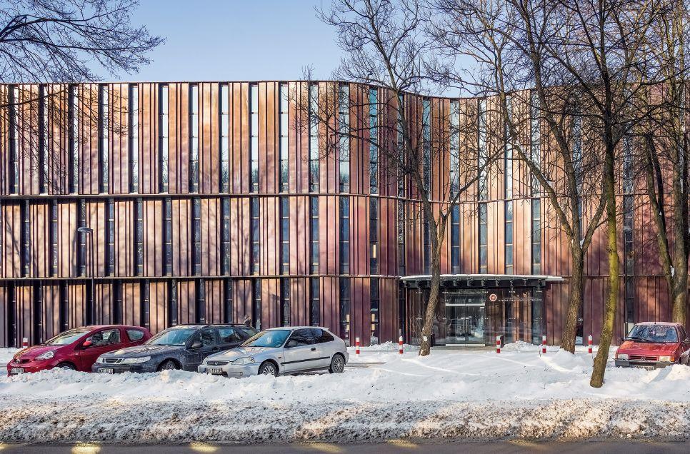 Współczesna architektura w Białymstoku