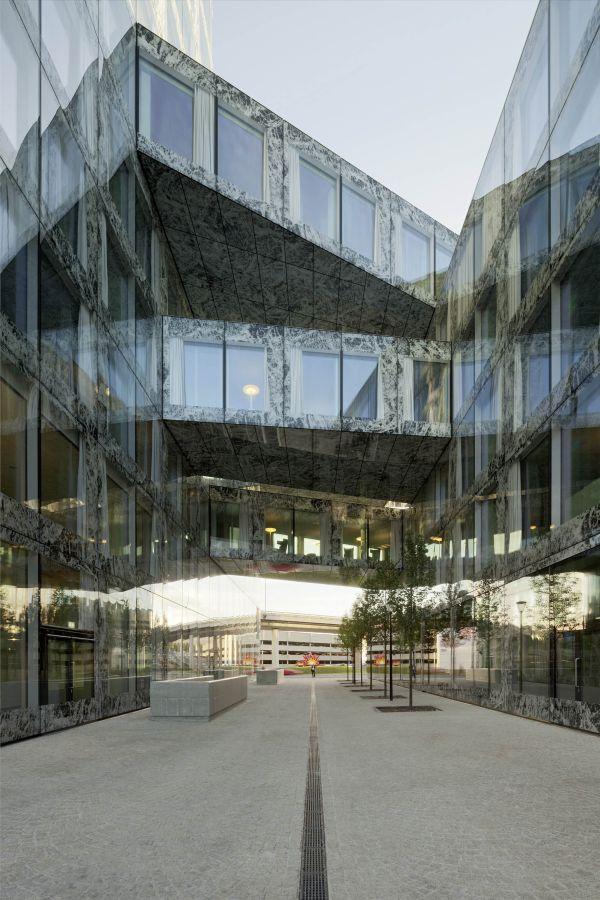 Wiel Arets Architects, nowa siedziba firmy Allianz