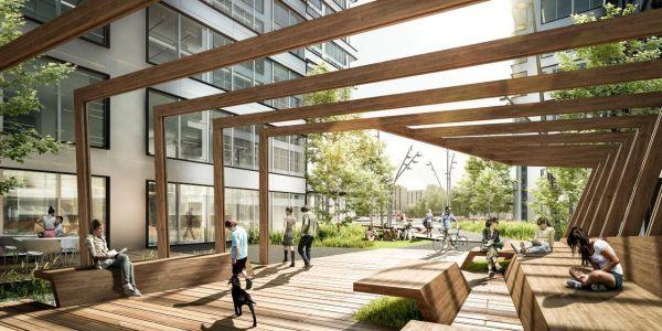 JEMS Architekci, Generation Park