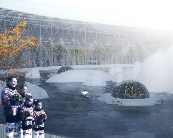 Architektura zrównoważona, konkurs Fundacji Jacques'a Rougerie