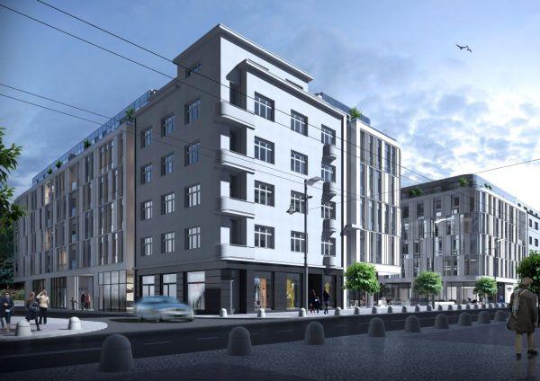Wolski Architekci, Baltiq Plaza