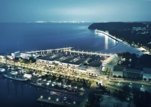 Nowa Marina w Gdyni, Studio Architektoniczne Kwadrat