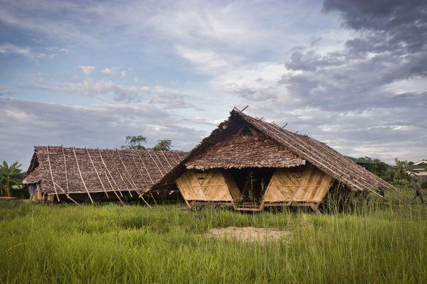 Architektura zrównoważona i zaangażowana, wystawa Think global, build social