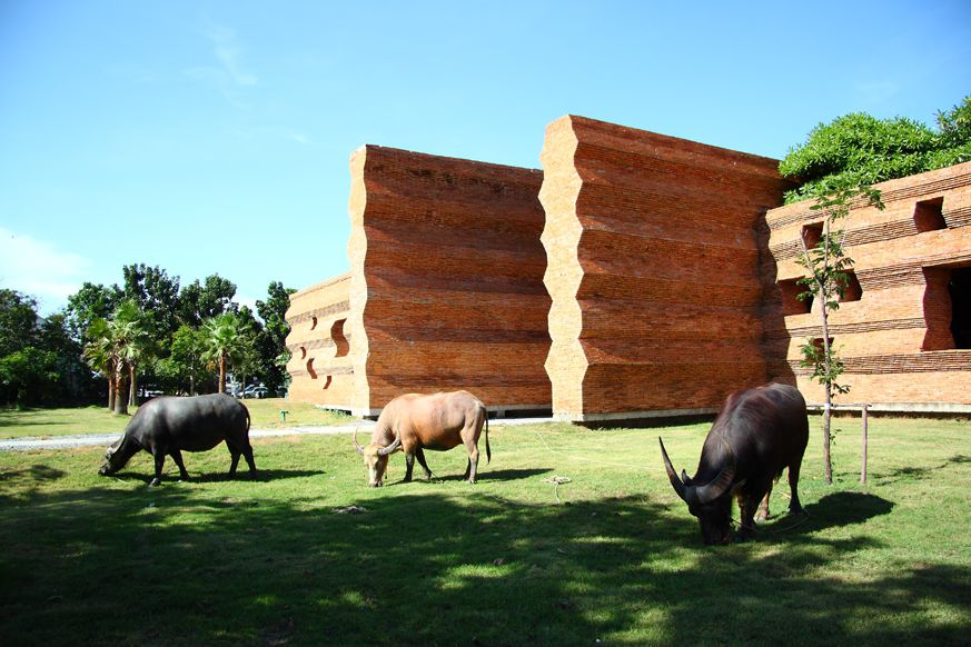 Brick Award 2014, architektura ceglana