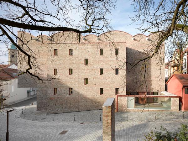 Brick Award 2014, recykling cegły