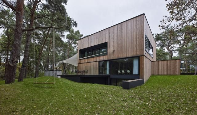 Ultra Architects, dom nad morzem