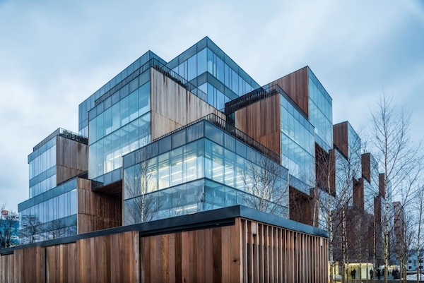 Budynek biurowy Pixel w Poznaniu, JEMS Architekci